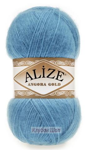 Angora GOLD Alize 245 Бирюзовый - фото