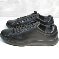 Лучшая обувь для ходьбы по городу мужские GS Design 5773 Black