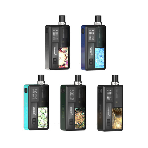 Набор Knight 80 Mod Pod Kit by Smoant 4мл