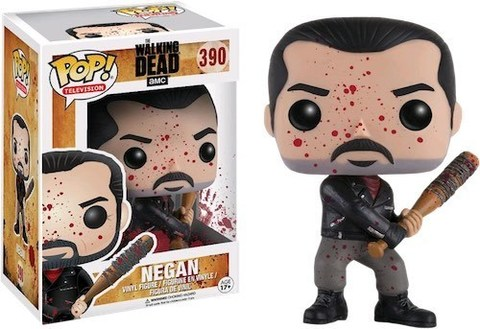 Фигурка Funko POP! Vinyl: The Walking Dead: Negan Bloody (Exc) 13301