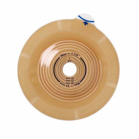 Адгезивная пластина нового поколения конвексная для втянутых стом (Deep) Alterna. Фланец 50 мм (Арт.17746)