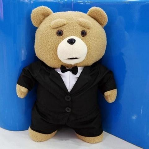 Тедд в костюме