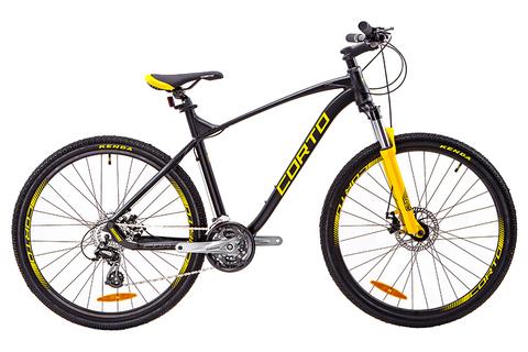велосипед Corto CLIFF 2020 черный