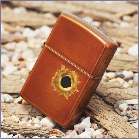 Зажигалка ZIPPO 24717 Bullet Суперцена