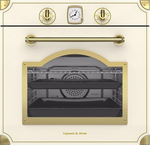 Электрический независимый духовой шкаф Zigmund & Shtain EN 113.722 X