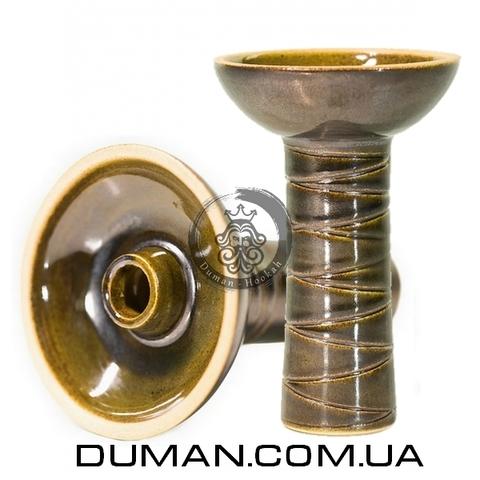 Чаша Gusto Bowls Classic Phunell Glaze II (Густо Болс Фаннел) Зеленый