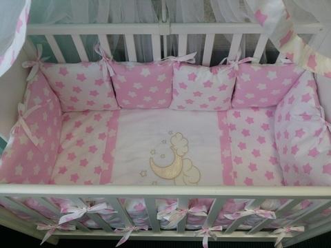 Комплект в классическую кроватку