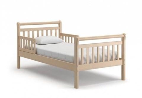 Кровать Nuovita Delizia Sbiancato / Отбеленный