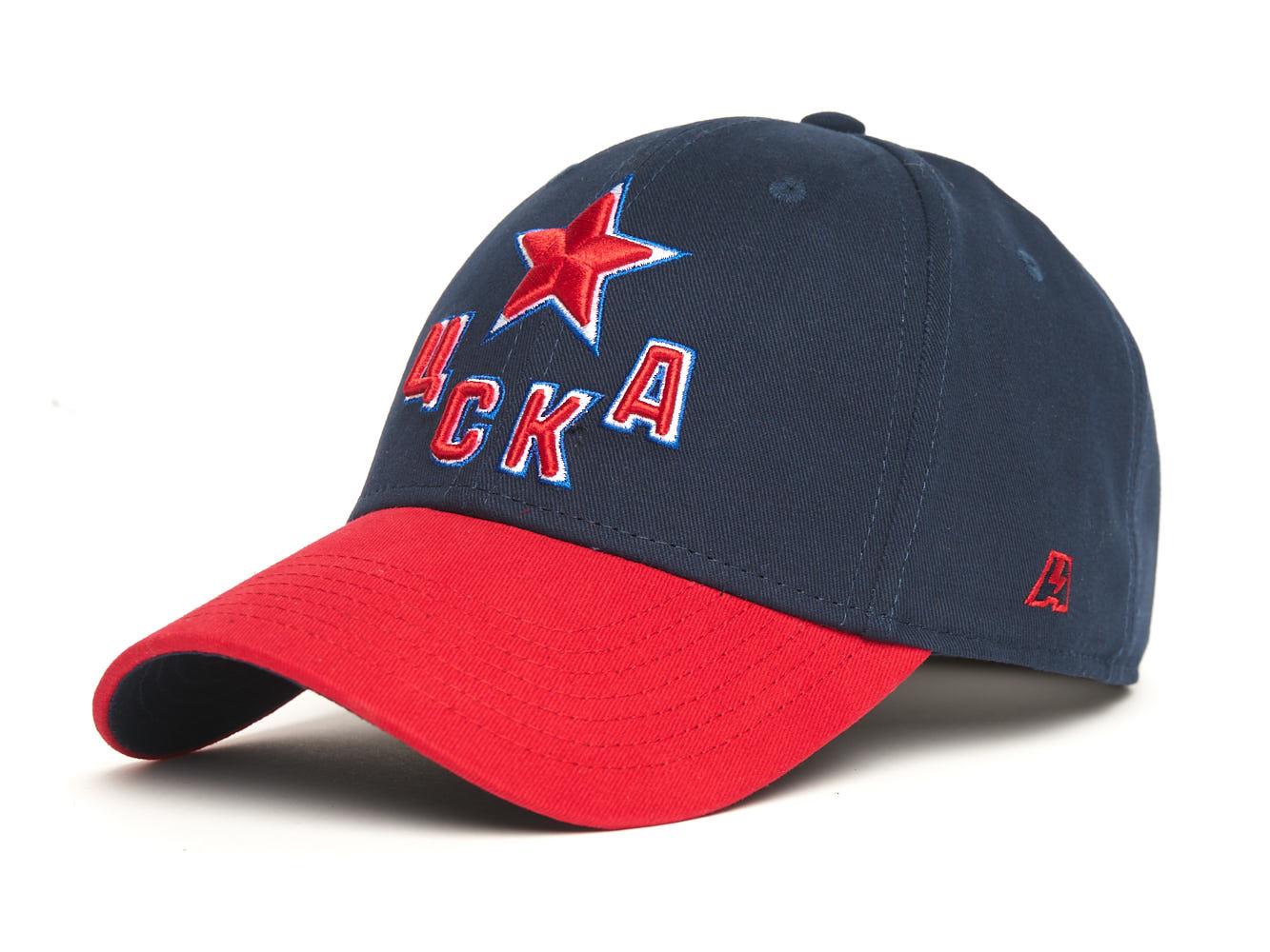 Бейсболка ХК ЦСКА (подростковая)