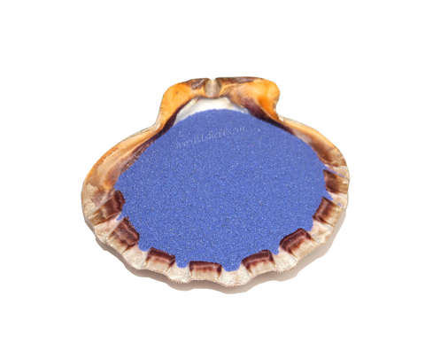 Цветной декоративный кварцевый песок
