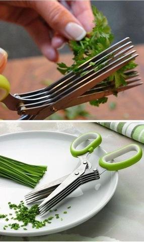 Ножи и измельчители