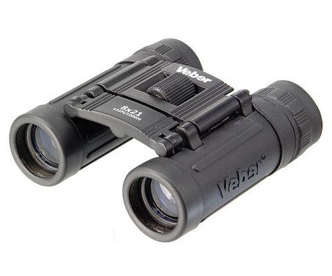 Бинокль Veber Sport БН 8x21 black