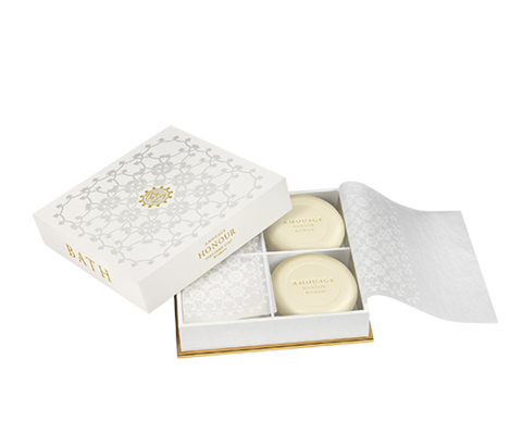 Amouage Honour Woman soap 4x50гр