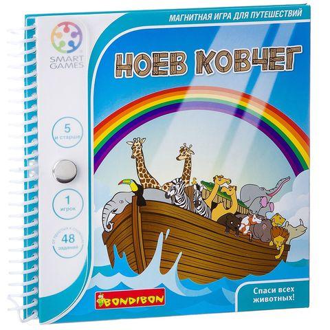 магнитная настольная игра Ноев Ковчег