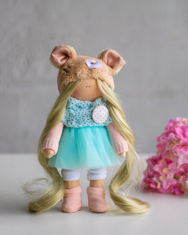 Лялька Мішель - Collection Funny dolls