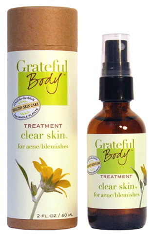 Тоник-спрей  для проблемной кожи, Grateful Body