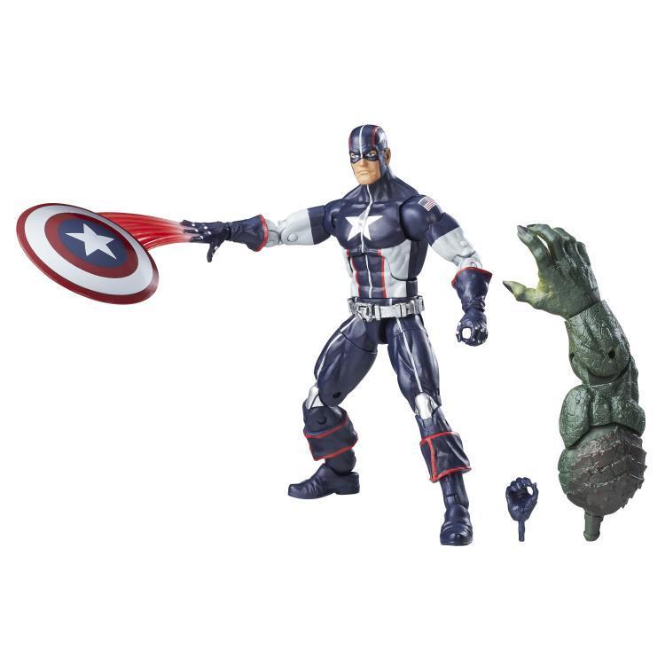 Капитан Америка - Secret War Captain America