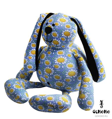 Подушка-игрушка антистресс «Ромашковый Зая» 3