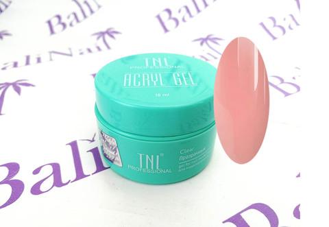 TNL, Acryl Gel TNL №02 камуфлирующий натуральный розовый (18 мл.)