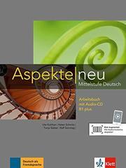 Aspekte NEU B1 plus  Arbeitsbuch +-CD
