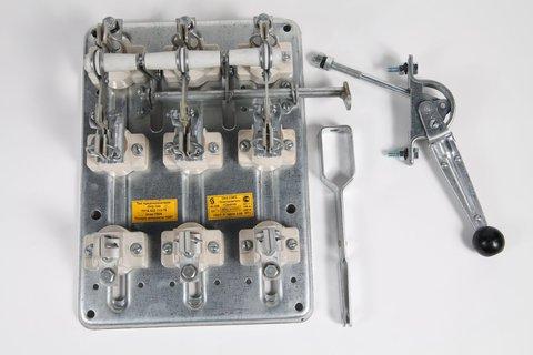 РПС-1/1П У3 TDM (100А,  правый привод, без плавких вставок)