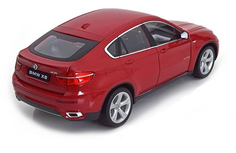 Коллекционная модель BMW E71 X6 2009