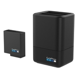 Зарядное устройство для 2-х аккумуляторных батарей Dual Battery Charger для HERO5, HERO6 и HERO7 Black (AADBD-001-RU)