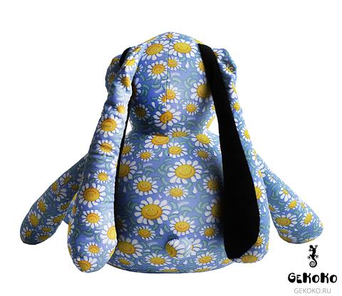 Подушка-игрушка антистресс «Ромашковый Зая» 4