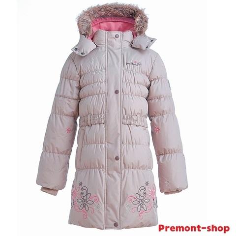Зимнее пальто Premont Маршмеллоу WP91352 BEIGE
