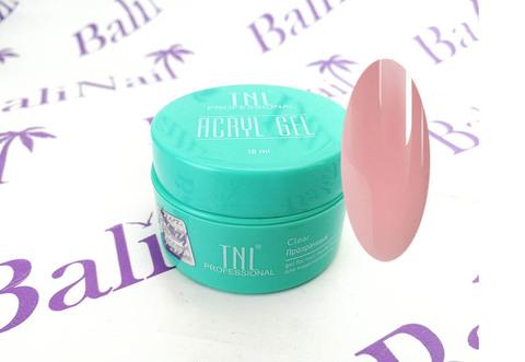 TNL, TNL, Acryl Gel TNL №09 камуфлирующий розовый парфе (18 мл.)
