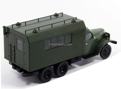 ZIS-151 VAREM Military Maintenance USSR 1:43 DeAgostini Service Vehicle #74