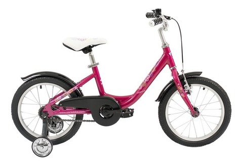 Детский велосипед Corto MIKI 2020 розовый