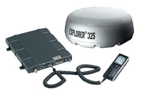 Купить Спутниковый терминал  Explorer 325 BGAN по доступной цене