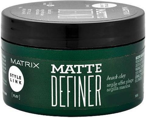 Матовая глина для волос Matte Definer,Matrix Style Link,100 мл.