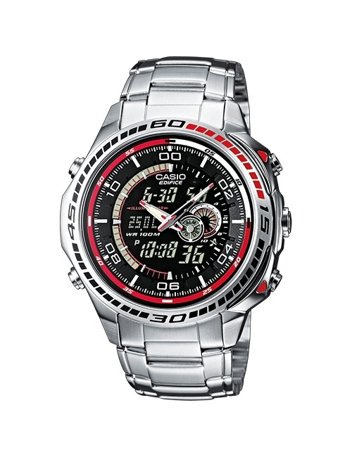 Часы мужские Casio EFA-121D-1AVEF Edifice