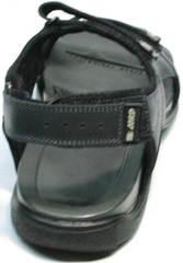Модные мужские сандалии из натуральной кожи Mi Lord 2066EKO Blue.