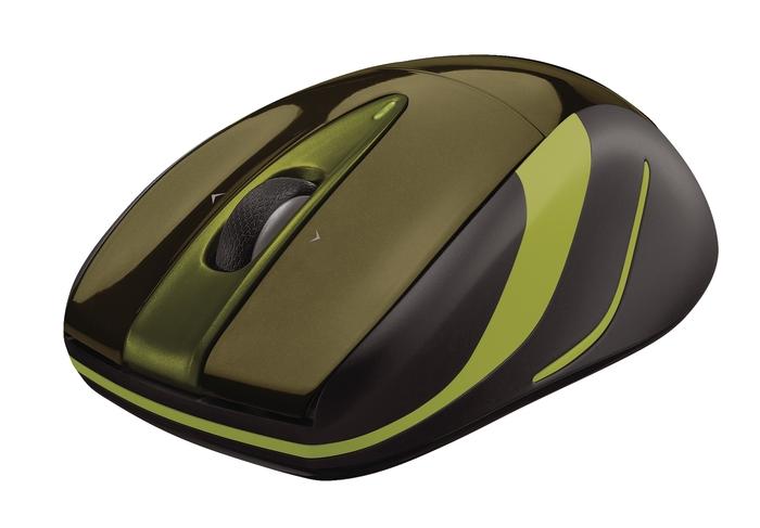 LOGITECH M525 Wireless Green
