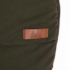 Markus. Удлиненный меховой конверт Huge Rifle Green, вид 13