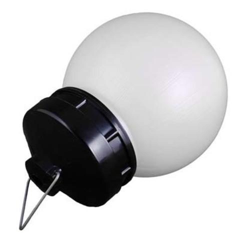 Светильник НСП 03-60-027 У1 (шар пластик белый) IP44 TDM