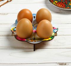 Подставка пасхальная на 4 яйца