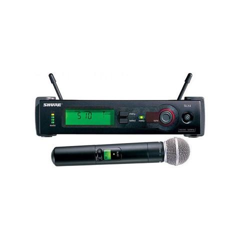 SHURE SLX24E/SM58 вокальная радиосистема