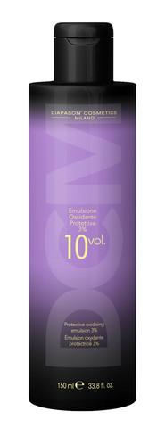 DCM Окисляющая эмульсия со смягчающим и защитным действием 10 Vol (3%) 150 мл