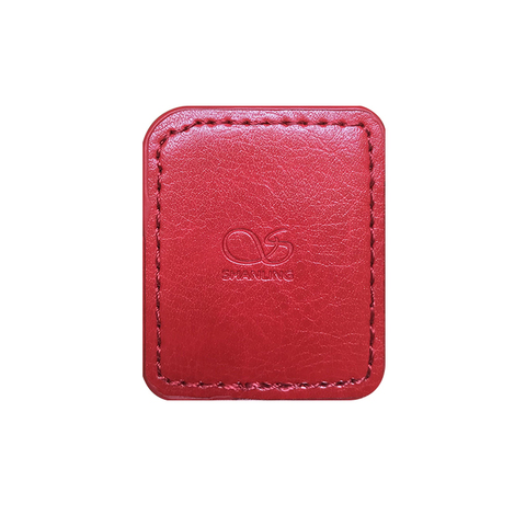 Shanling M0 Leather Case red, чехол для плеера