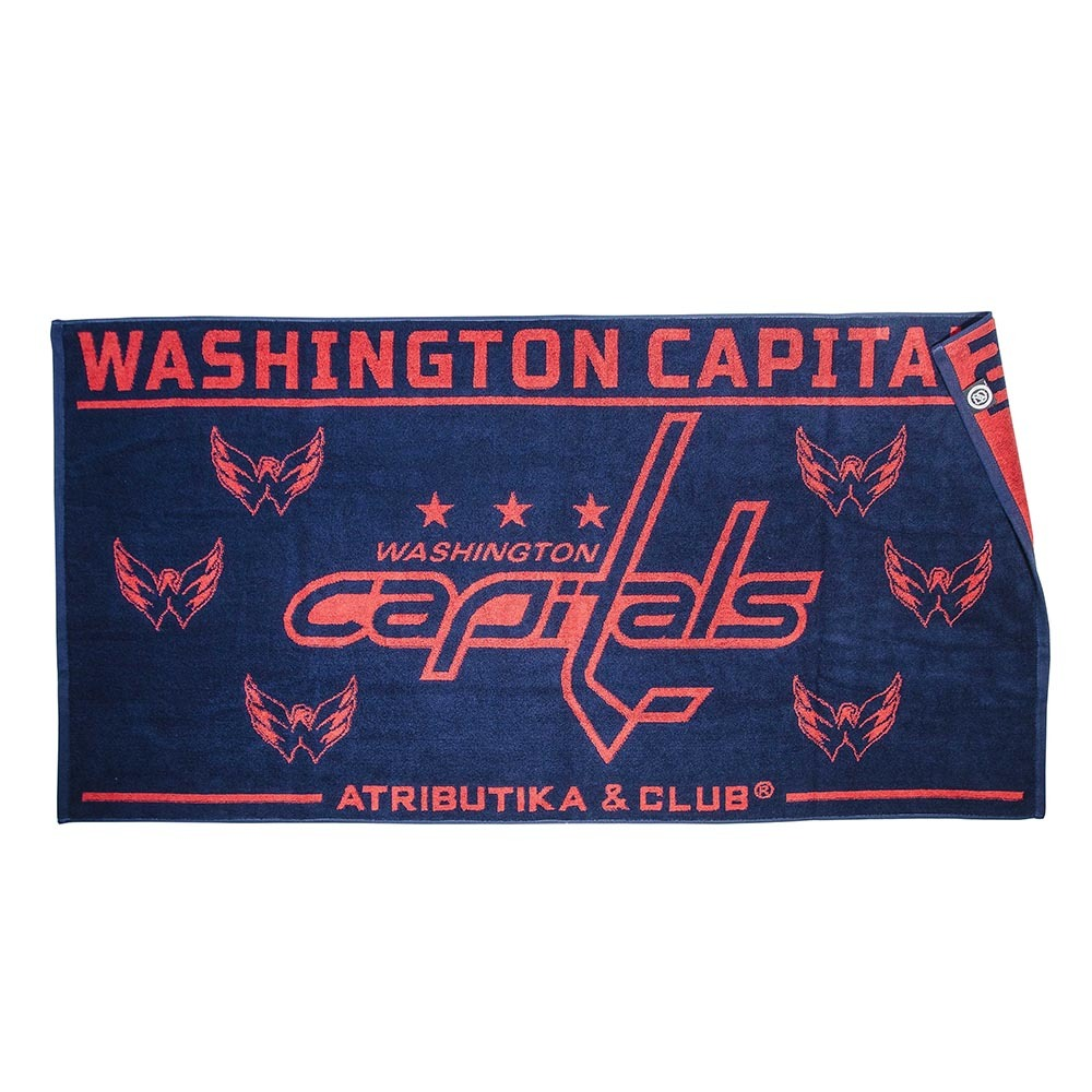 Полотенце NHL Washington Capitals
