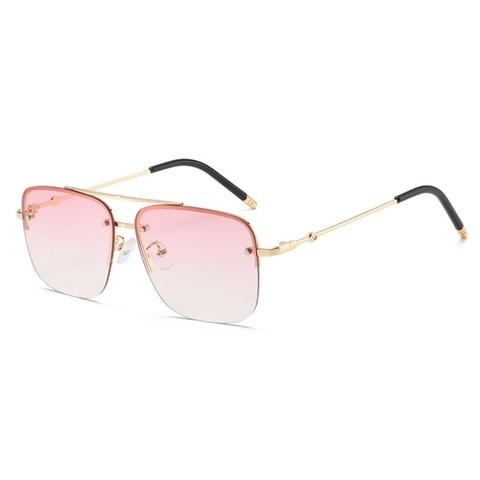Солнцезащитные очки 6651005s Розовый - фото