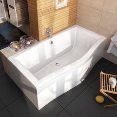 Акриловая ванна Ravak Magnolia C501000000 170х75 белая
