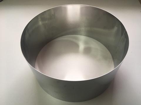 Кольцо-резак H15 D30, нерж. сталь 1 мм.