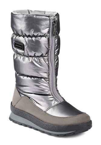 Jog Dog зимние сапоги ALLRUNER (антрацит флэш) для девочки