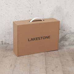 Lakestone Портфель Bishop Brown