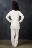 Детская пижама с шелком La Perla